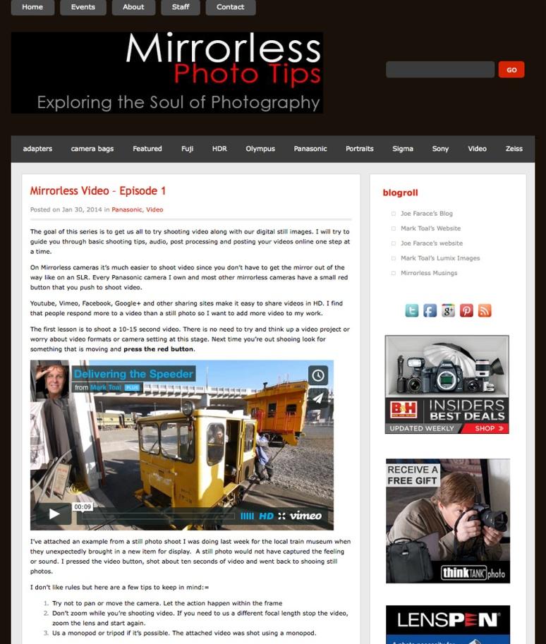 Blog grab