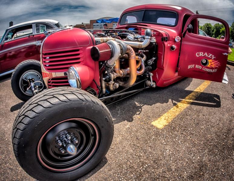 Hot Rod Crazy 8